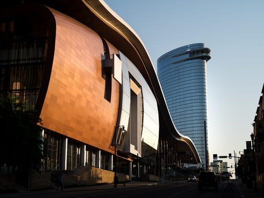 Music City Center in Nashville.