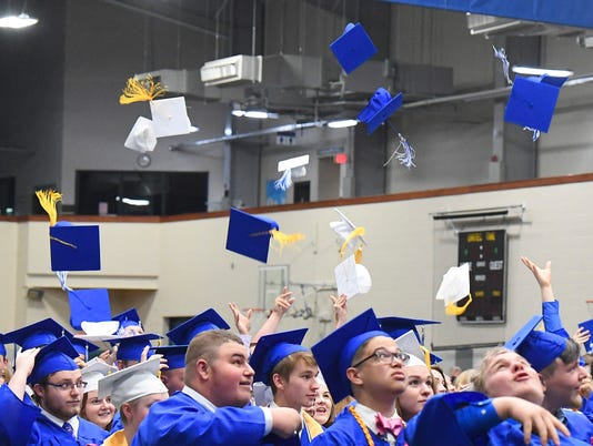 Fort Defiance Graduation 2018