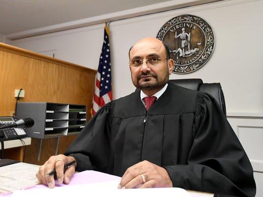Judge Rupen R. Shah