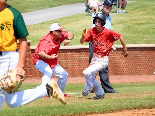 Riverheads baseball win Class 1A state semifinals