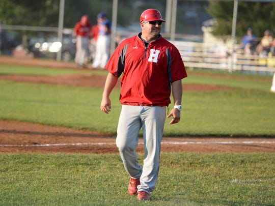 George Laase coached the Staunton Braves for five seasons before being fired. He's now with the Harrisonburg Turks.