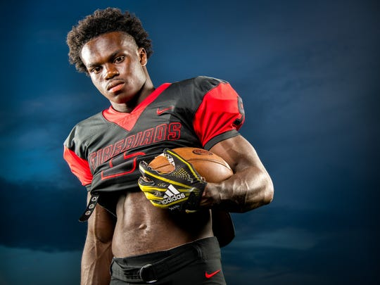 Pearl-Cohn wide receiver Jayden Harrison has committed to Vanderbilt