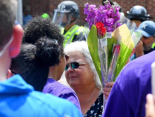 Charlottesville anniversary