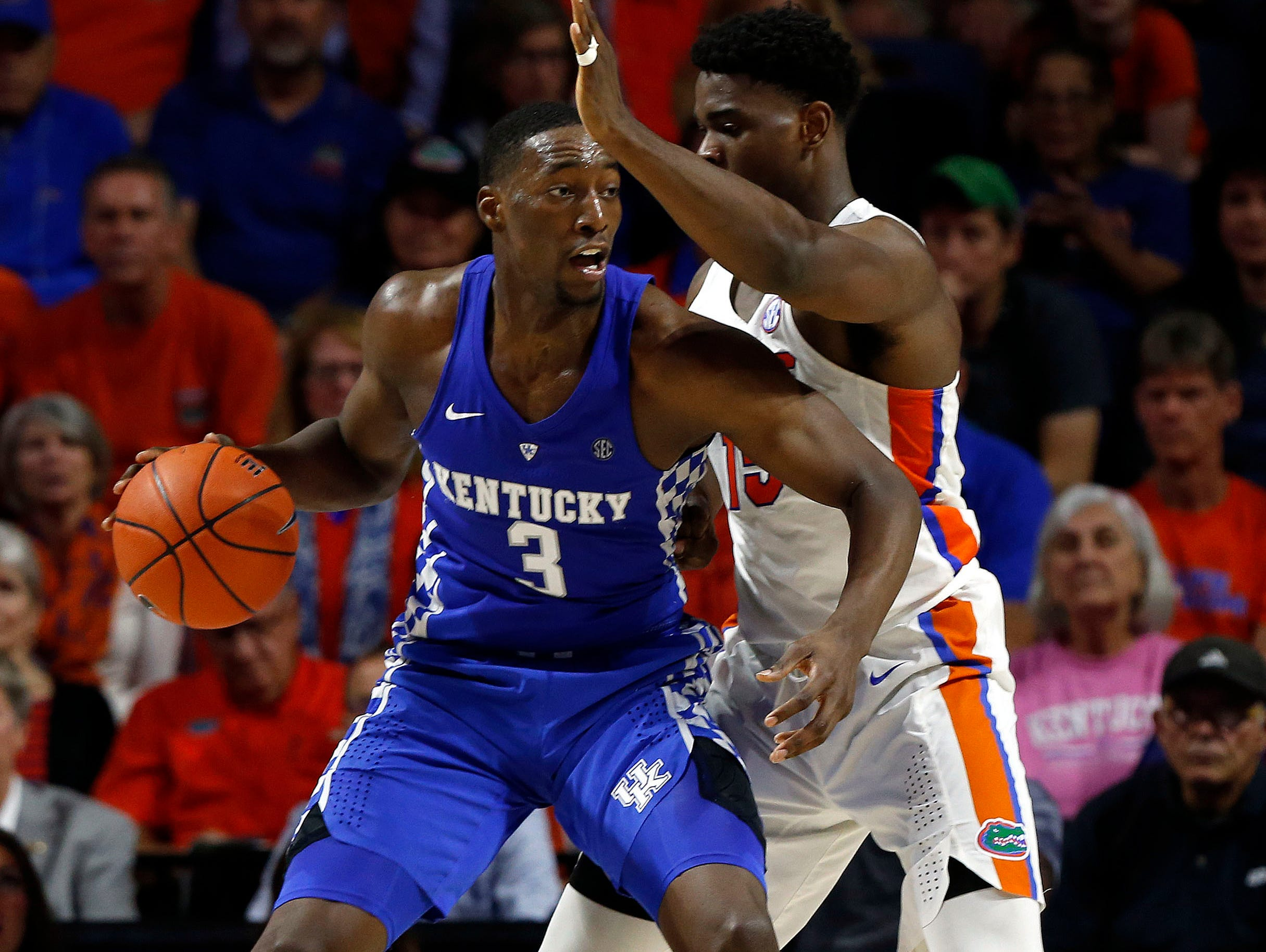 Kentucky Basketball What The Florida Win Means To The: Who'll Win The SEC: Wildcats Or Gators?