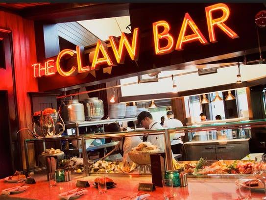 The Claw Bar at Tierney's Tavern, 799 Walkerbilt Road