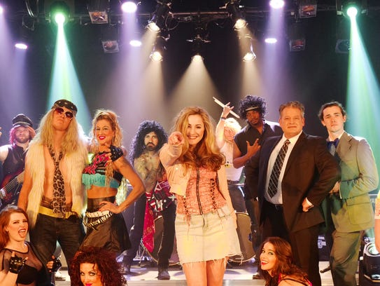 Rock of Ages opens June 15 at the Cascade Theatre.