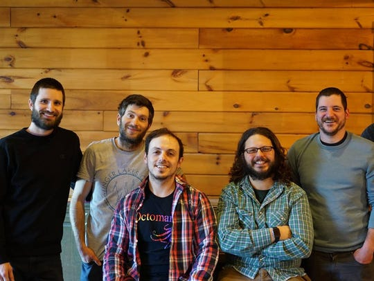 The Local Farmers Union performs Friday at the Cortland