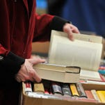 Friends of Salem Public Library will host their annual spring book sale April 10-12 at Salem Public Library.