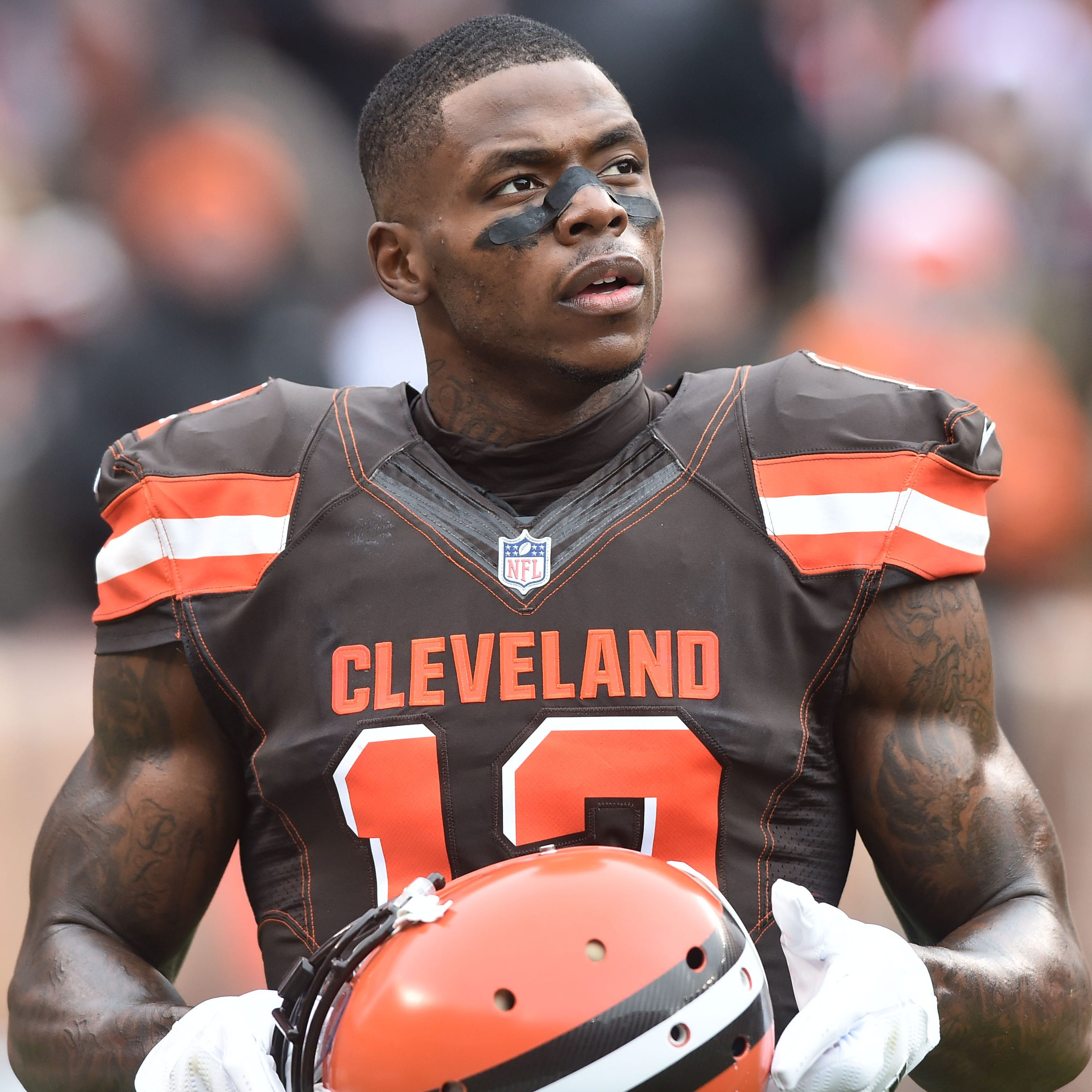 Browns wide receiver Josh Gordon