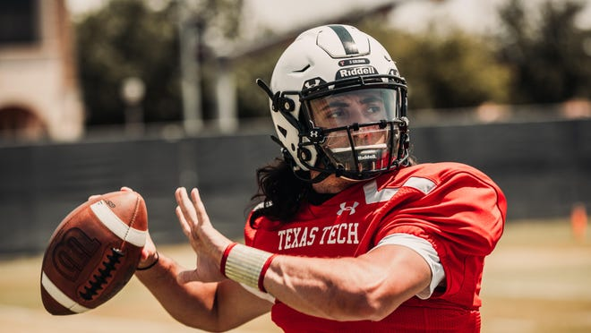 New Texas Tech quarterback Henry Colombi will get his first career start next week against  West Virginia, replacing Alan Bowman. Tech coach Matt Wells announced the decision Wednesday.