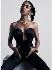 FKA Twigs' debut album 'LP1' was released in the U.S.
