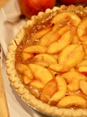 Southern-Style Easy Fresh Peach Pie Recipe takes about