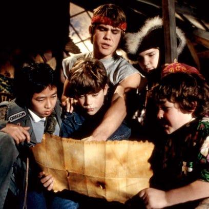 """Richard Donner's 1985  film """"The Goonies."""""""