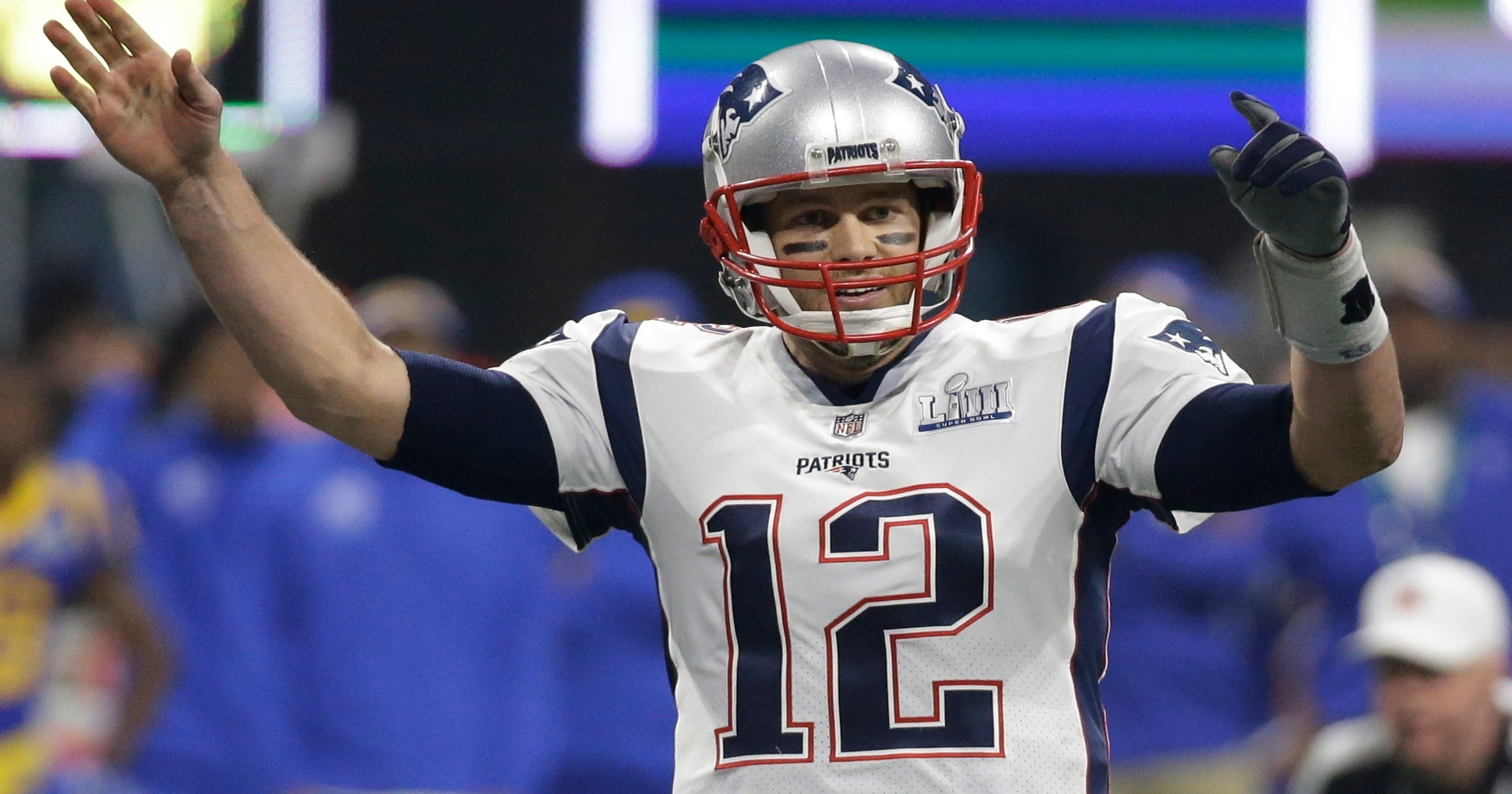 36f056bb5 The Latest: Patriots set Super Bowl records with 6th title