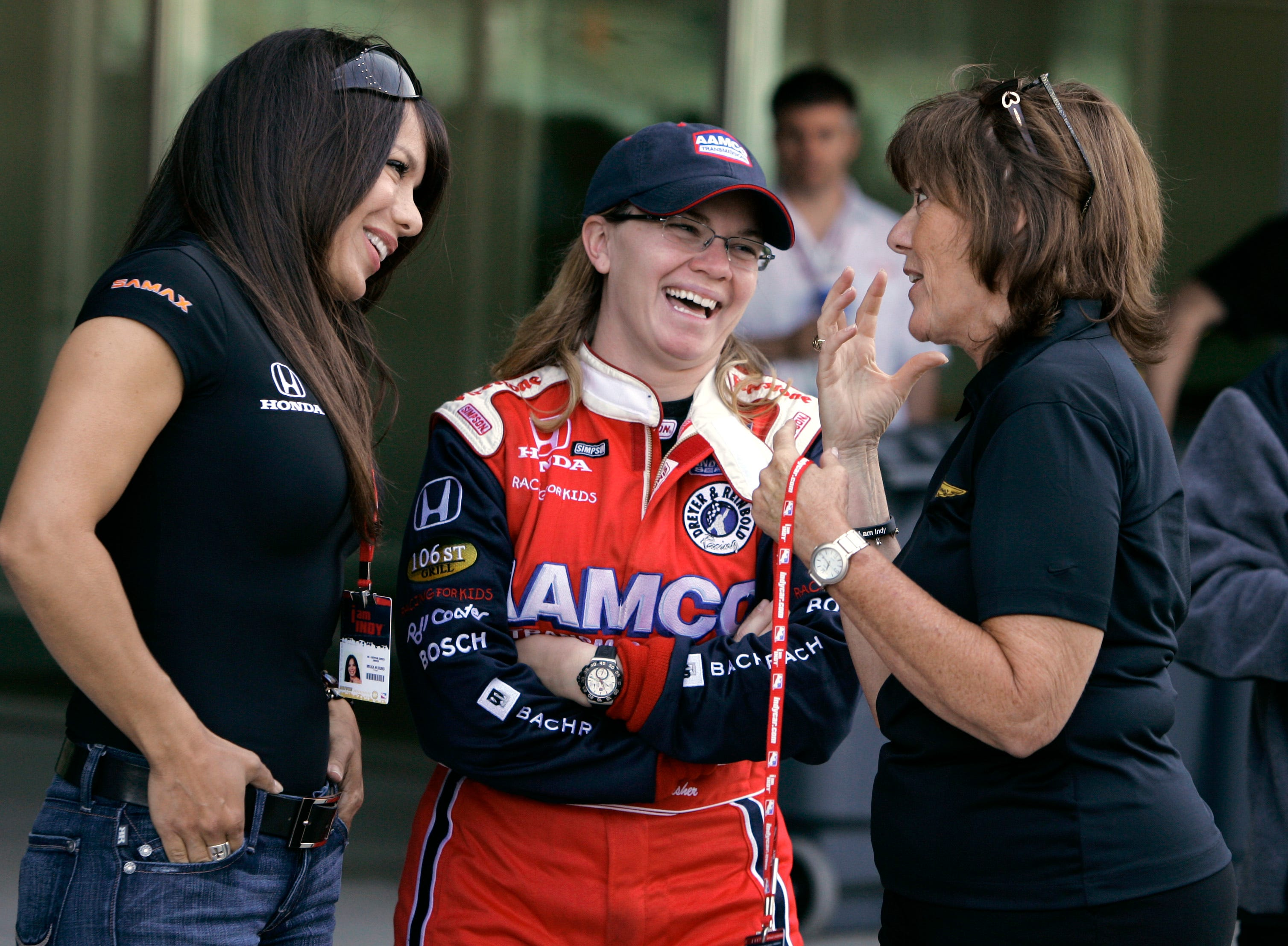 Lyn St. James 9th at Indianapolis 500 Lyn St. James 9th at Indianapolis 500 new picture