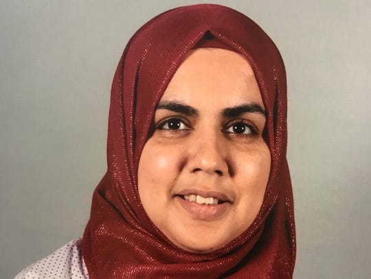 Fareeha Qazi