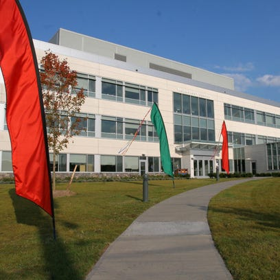 The Technology Center Building at Rockland Community