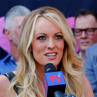 Stormy Daniels to officer in newly released video of her arrest: 'No one told me' about Ohio's no-touch law
