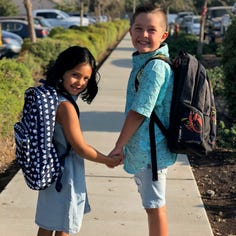7 tips from in-the-know parents about sending your little ones off to school