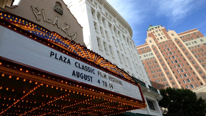 The Plaza Theatre Downtown will be the site of the Plaza Classic Film Festival from Thursday to Aug. 14.