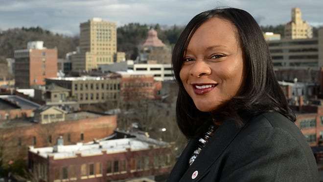 Former Asheville mayor Terry Bellamy has joined the Housing Authority of Asheville.