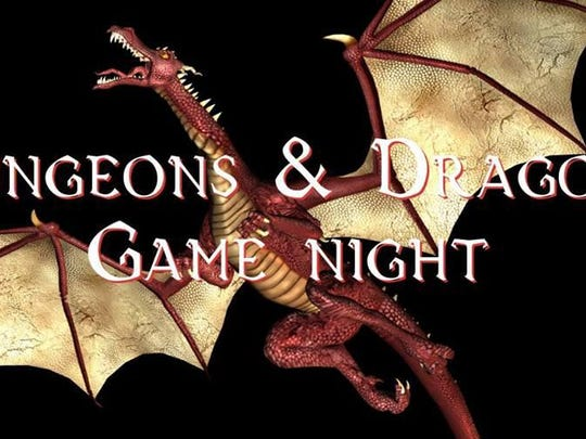 event-dungeons dragons