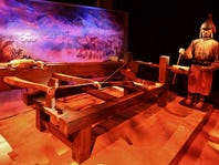 Win Genghis Khan: The Exhibition Tickets