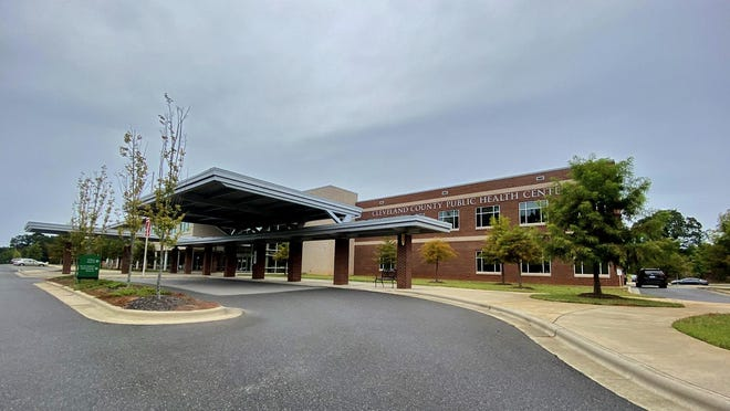 The Diabetes Clinic is located in the main building at the Cleveland County Public Health Center.