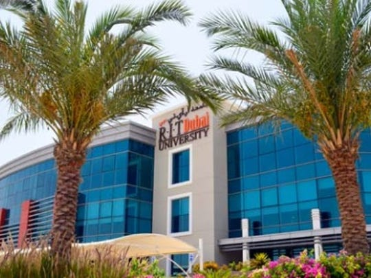 After building a satellite campus in Dubai in 2007, RIT became the first area college with an overseas branch.