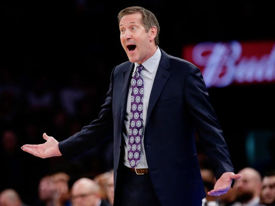Coach Jeff Hornacek said his players haven't been making