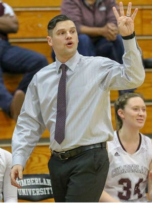 Jeremy Lewis will move from head coach of the Cumberland women's basketball team to the men's basketball team.