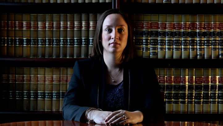 Lauren Wills is one of 22,400 attorneys who pay the