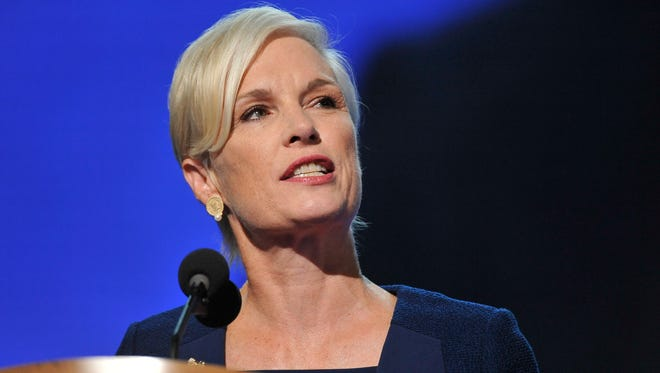 "Cecile Richards, president of Planned Parenthood, says ""I am more confident than ever that this next generation of young women and men are not going to allow their rights to be taken away."""