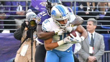 Frustrated Golden Tate: I know what's wrong with Lions