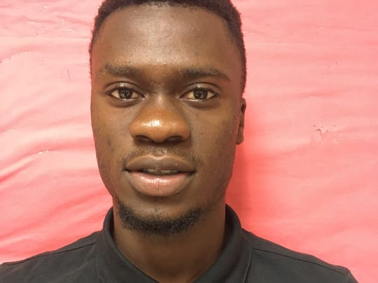 Mackenson Yrelus, Immokalee track and field