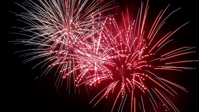 Rotary Club of Ashland still is sponsoring its annual July 4 community fireworks, but with some restrictions due to the coronavirus virus.