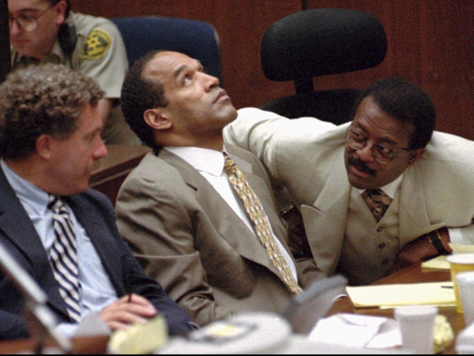 O.J. Simpson through the years Oj Simpson Not Guilty Verdict Date