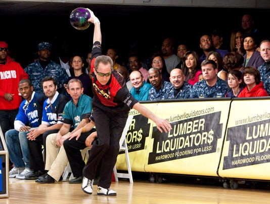 PBA Chris Paul Celebrity Bowling Invitational