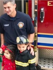 York City Firefighter Ivan Flanscha was killed in the