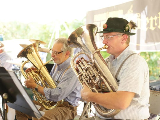 The Philadelphia German Brass Band will once again
