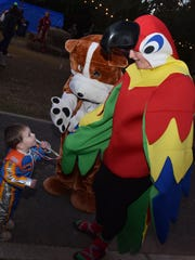 Zoo Boo is one of the events for which the Alexandria Zoo needs additional parking.