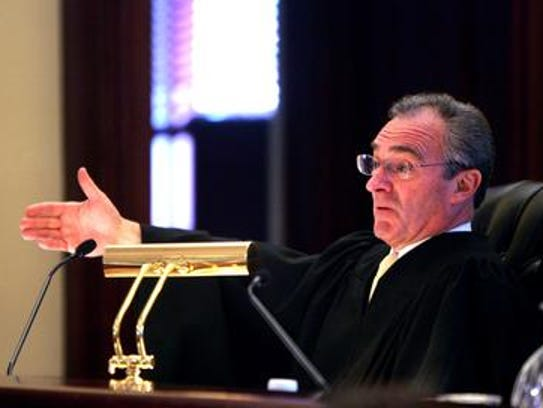 Superior Court Judge Vincent J. Grasso ruled in 2014