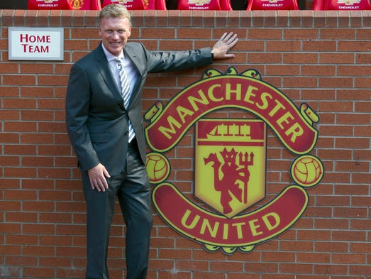 David Moyes was introduced as Manchester United's manager in July 2013, taking over the reigning Premier League champions. Moyes was fired on April 22, 2014, after United lost its 11th league game of the season. We take a look at all 11 of those losses.