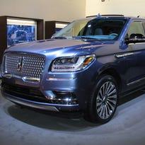 2018 Lincoln Navigator SUV indulgent, luxurious