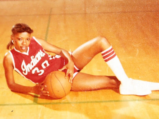Robin Roy was a standout basketball and softball player at Palm Springs High School, and also ran track before graduating in 1986.