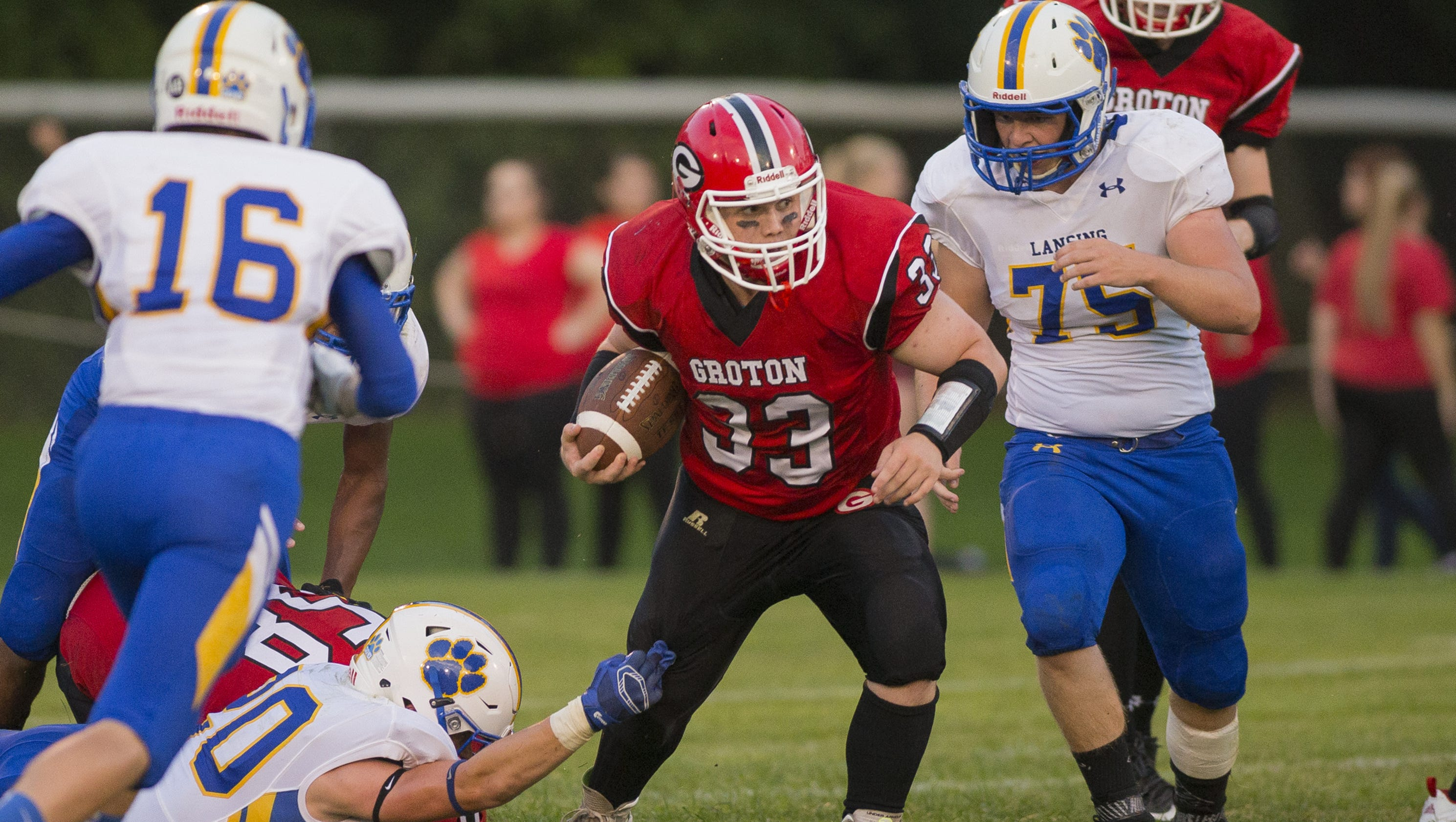 Eight-man football: Two Section V teams will make switch ...