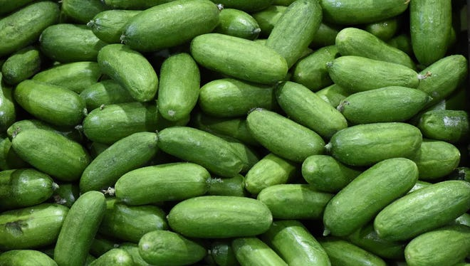 Cucumbers grown in Mexico have been linked to a deadly salmonella outbreak.