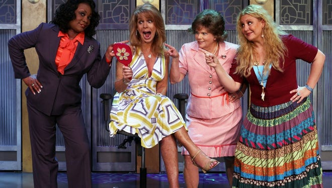 """Tickets are now on sale for the return performance of  """"Menopause The Musical"""" on Aug. 21 at the Plaza Theatre."""