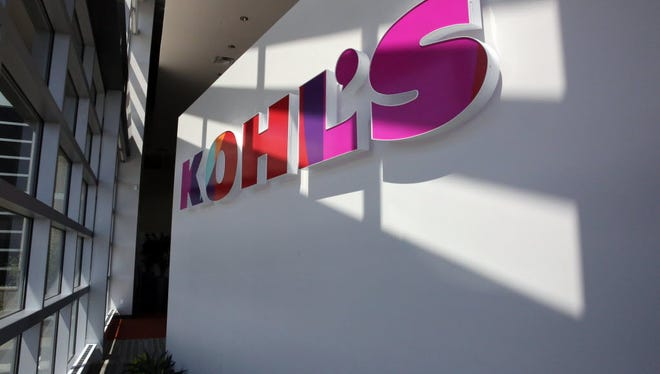 Emily Larsen has resigned from the Kohl's Corp. leadership team.
