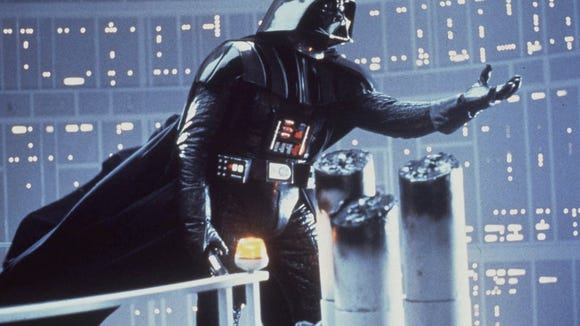 Columnist Joe Phalon has some thoughts on the evil Darth Vader on the 40th anniversary of the release of 'Star Wars.'